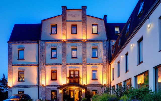Отель Romantic Boutique Hotel & Spa