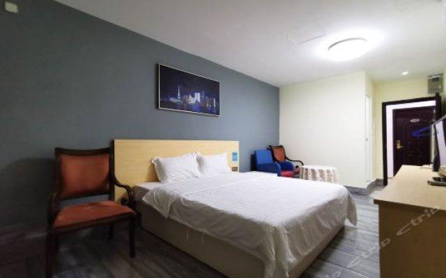 Dacheng Xiaozhan Hotel комната для гостей