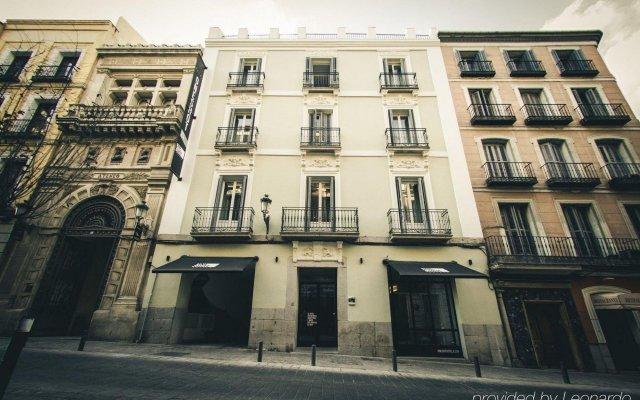 Отель One Shot Prado 23 Испания, Мадрид - отзывы, цены и фото номеров - забронировать отель One Shot Prado 23 онлайн вид на фасад