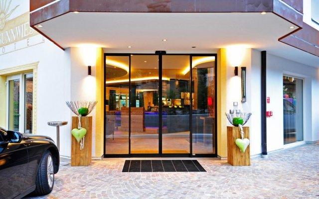 Hotel Sunnwies Сцена вид на фасад
