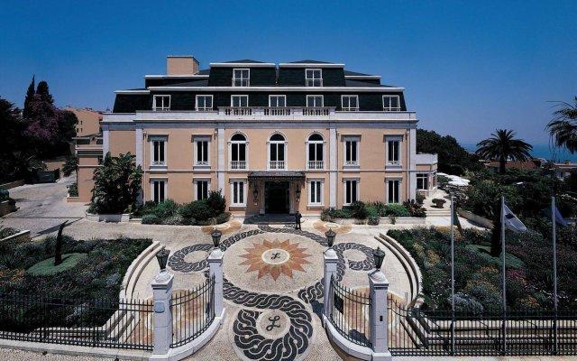 Отель Olissippo Lapa Palace – The Leading Hotels of the World Португалия, Лиссабон - 1 отзыв об отеле, цены и фото номеров - забронировать отель Olissippo Lapa Palace – The Leading Hotels of the World онлайн вид на фасад