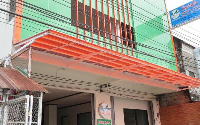 Отель Pro Chill Krabi Guesthouse вид на фасад