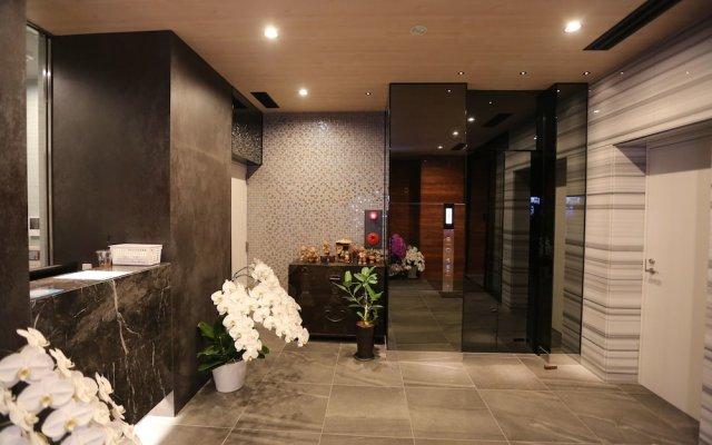 Hotel Donmai Фукуока вид на фасад