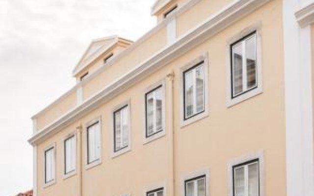 Отель Casa do Jasmim by Shiadu Португалия, Лиссабон - отзывы, цены и фото номеров - забронировать отель Casa do Jasmim by Shiadu онлайн вид на фасад