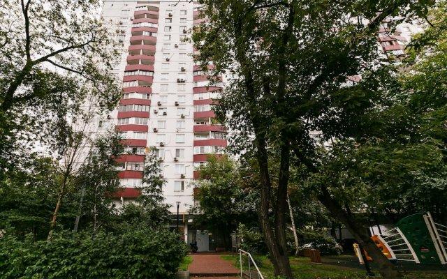 Апартаменты Apartment Nice Smolenskiy Bulvar 6-8 вид на фасад