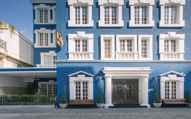 Отель X9Hostel Таиланд, Бангкок - отзывы, цены и фото номеров - забронировать отель X9Hostel онлайн вид на фасад