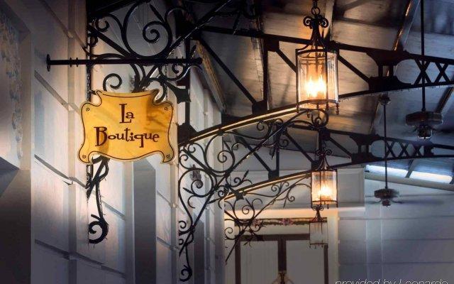 Отель Sofitel Legend Metropole Ханой вид на фасад