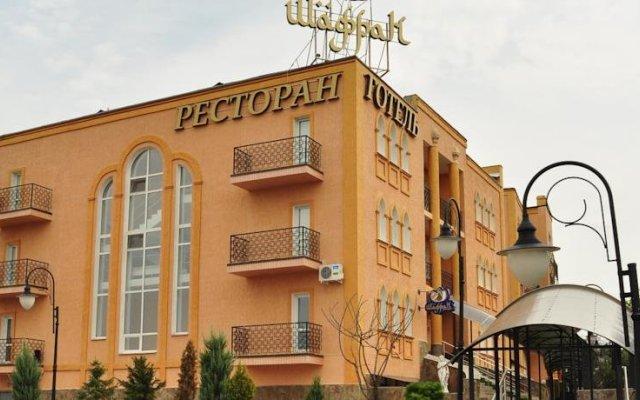 Premier Hotel Shafran вид на фасад