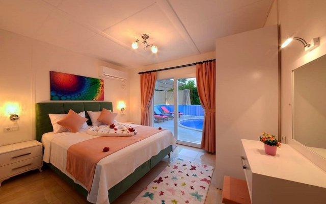 Villa Tamer Турция, Патара - отзывы, цены и фото номеров - забронировать отель Villa Tamer онлайн комната для гостей