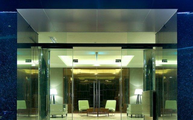 Отель Hilton Colombo Residence вид на фасад
