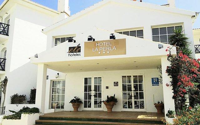 Отель ELE La Perla Испания, Мотрил - отзывы, цены и фото номеров - забронировать отель ELE La Perla онлайн вид на фасад