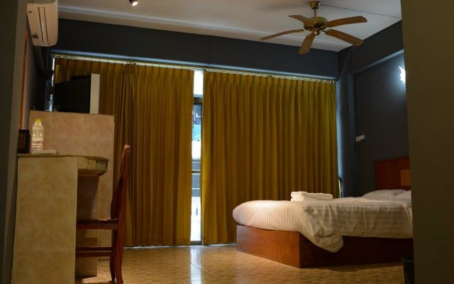 Jellyfish Hostel комната для гостей