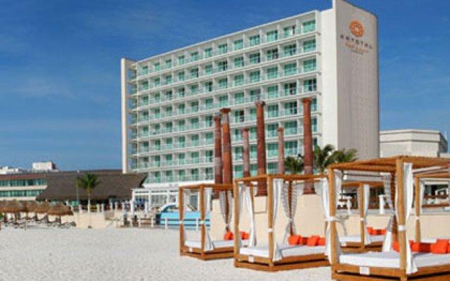 Отель Krystal Cancun Мексика, Канкун - 2 отзыва об отеле, цены и фото номеров - забронировать отель Krystal Cancun онлайн пляж