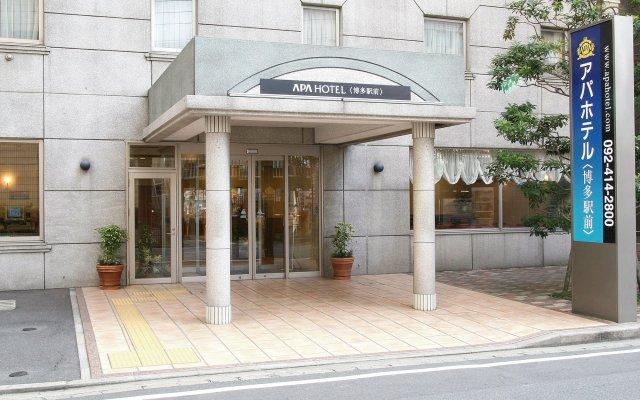APA Hotel Hakata Ekimae вид на фасад