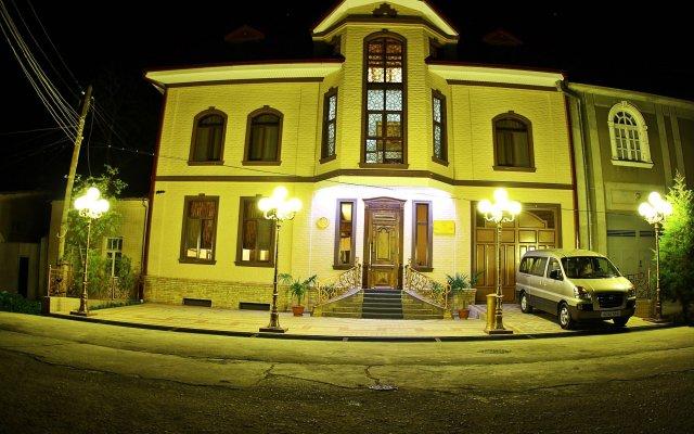 Отель Платан Узбекистан, Самарканд - отзывы, цены и фото номеров - забронировать отель Платан онлайн вид на фасад