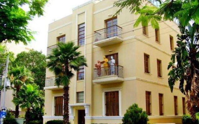 The Rothschild Hotel - Tel Avivs Finest Израиль, Тель-Авив - отзывы, цены и фото номеров - забронировать отель The Rothschild Hotel - Tel Avivs Finest онлайн вид на фасад