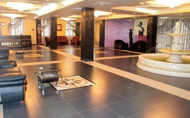 Отель Vanatur Hotel Армения, Гюмри - отзывы, цены и фото номеров - забронировать отель Vanatur Hotel онлайн интерьер отеля