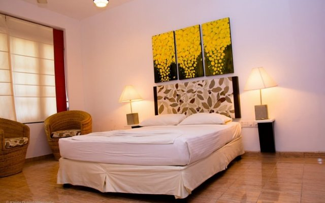 Отель Ariyana Wellness Retreat Yala комната для гостей