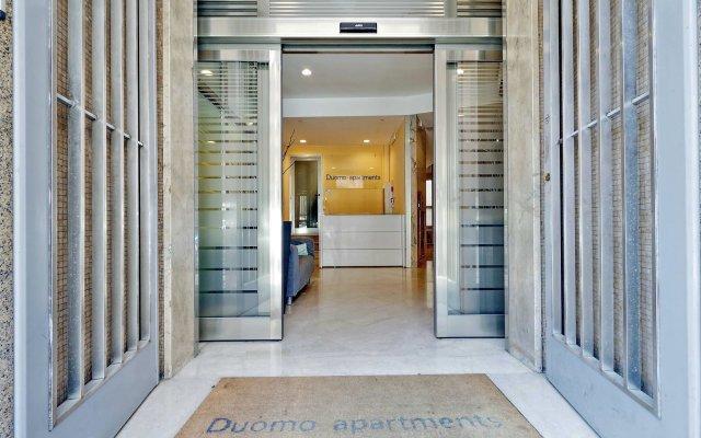 Отель Duomo - Apartments Milano Италия, Милан - 2 отзыва об отеле, цены и фото номеров - забронировать отель Duomo - Apartments Milano онлайн вид на фасад