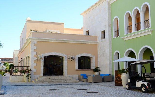 Отель Fishing Lodge Cap Cana Доминикана, Пунта Кана - отзывы, цены и фото номеров - забронировать отель Fishing Lodge Cap Cana онлайн вид на фасад