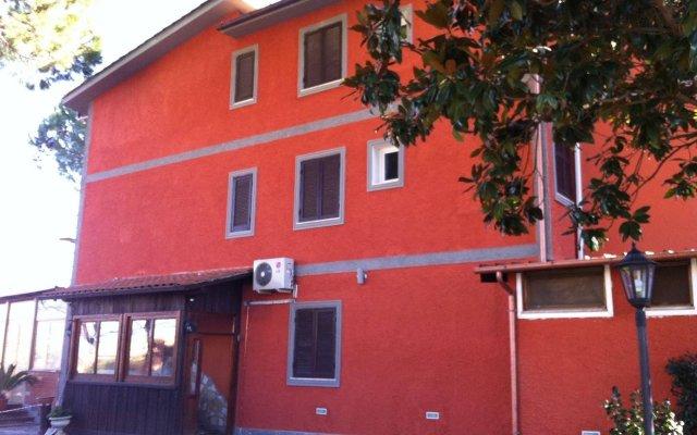 Hotel Bottaccio вид на фасад