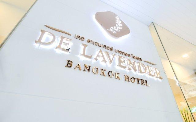 De Lavender Bangkok Hotel Бангкок вид на фасад