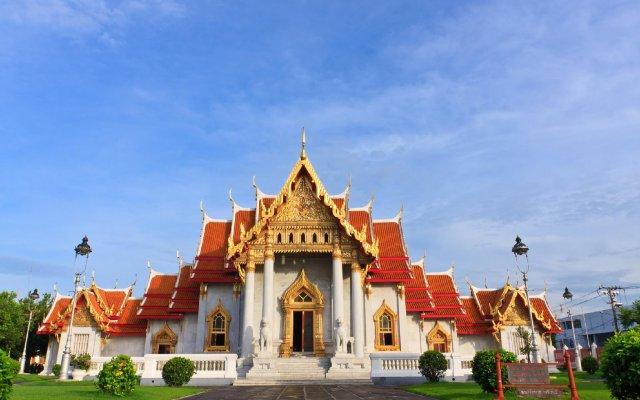 Отель Bangkok Vacation House вид на фасад