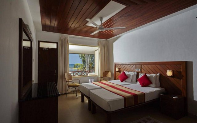Coral Sands Hotel Хиккадува комната для гостей