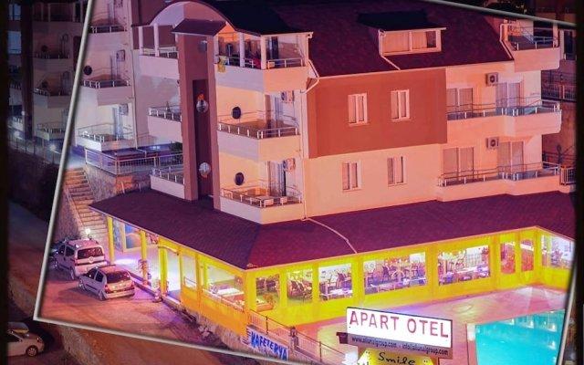 Ali Unal Apart Otel Турция, Аланья - отзывы, цены и фото номеров - забронировать отель Ali Unal Apart Otel онлайн вид на фасад