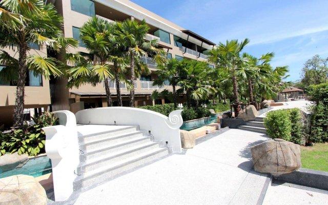 Отель Maikhao Palm Beach Resort Таиланд, пляж Май Кхао - 2 отзыва об отеле, цены и фото номеров - забронировать отель Maikhao Palm Beach Resort онлайн вид на фасад