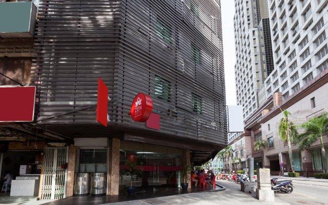Отель ZEN Rooms Jalan Raja Laut Chowkit Малайзия, Куала-Лумпур - отзывы, цены и фото номеров - забронировать отель ZEN Rooms Jalan Raja Laut Chowkit онлайн вид на фасад