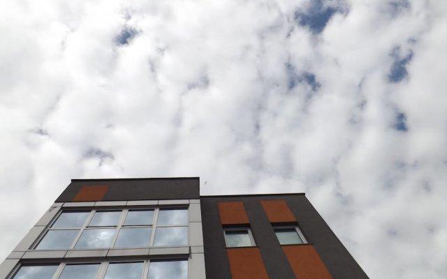 Отель TSC Pansion вид на фасад