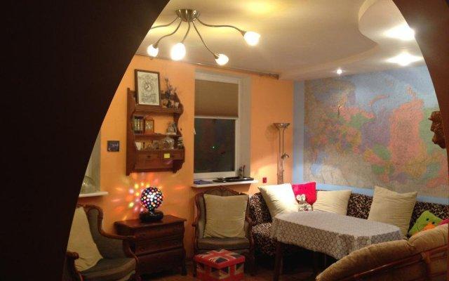 Гостиница Hostel Cherdak в Калининграде отзывы, цены и фото номеров - забронировать гостиницу Hostel Cherdak онлайн Калининград комната для гостей