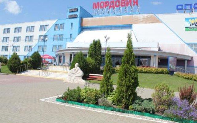 Гостиница Vizit в Саранске отзывы, цены и фото номеров - забронировать гостиницу Vizit онлайн Саранск вид на фасад
