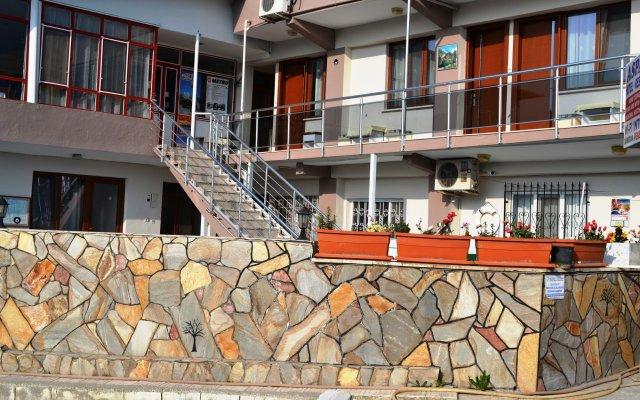 Aspawa Hotel Турция, Памуккале - отзывы, цены и фото номеров - забронировать отель Aspawa Hotel онлайн вид на фасад