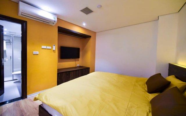 Отель Хостел Babylon Garden Inn Вьетнам, Ханой - отзывы, цены и фото номеров - забронировать отель Хостел Babylon Garden Inn онлайн комната для гостей