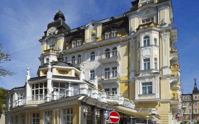 Отель Orea Palace Zvon Марианске-Лазне вид на фасад