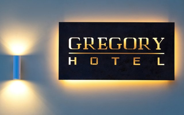 Гостиница Gregory Urban вид на фасад
