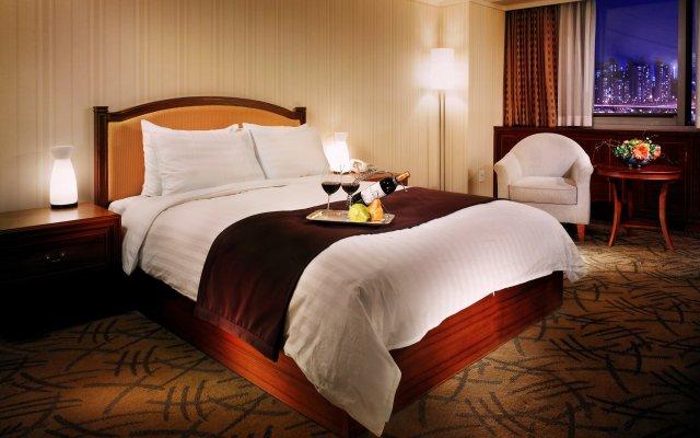 Отель Riviera Южная Корея, Сеул - 1 отзыв об отеле, цены и фото номеров - забронировать отель Riviera онлайн комната для гостей