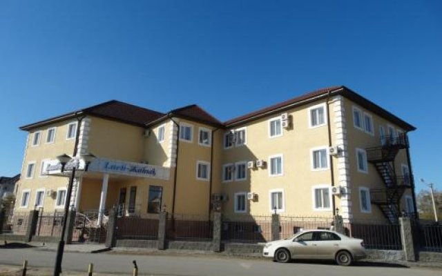Гостиница Лаети Жайык Казахстан, Атырау - отзывы, цены и фото номеров - забронировать гостиницу Лаети Жайык онлайн вид на фасад
