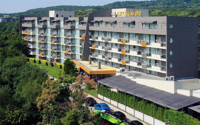 Hotel Excelsior - Все включено вид на фасад