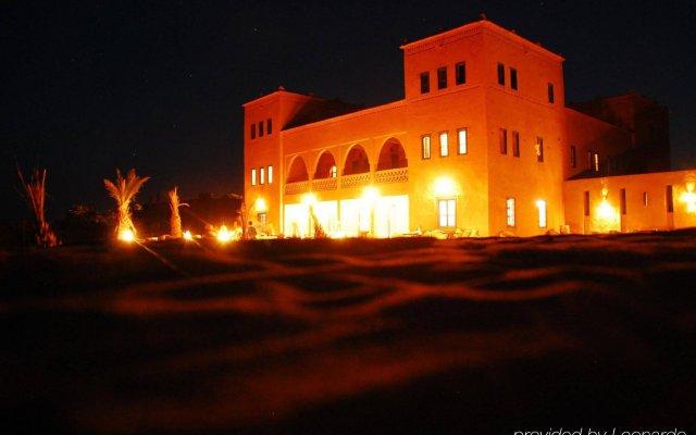 Отель Kanz Erremal Марокко, Мерзуга - отзывы, цены и фото номеров - забронировать отель Kanz Erremal онлайн вид на фасад