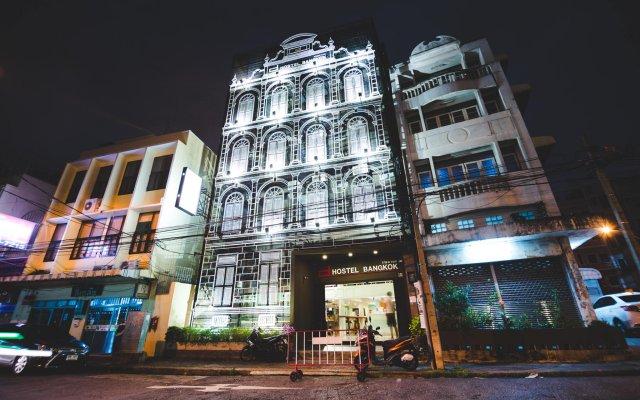 D Hostel Bangkok вид на фасад