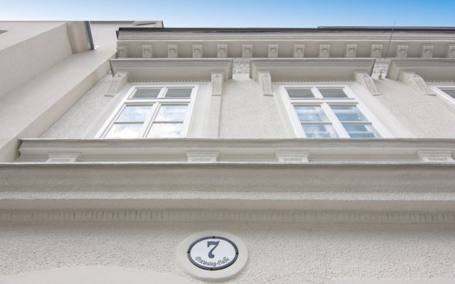 Отель Est Residence Schoenbrunn Vienna Вена вид на фасад
