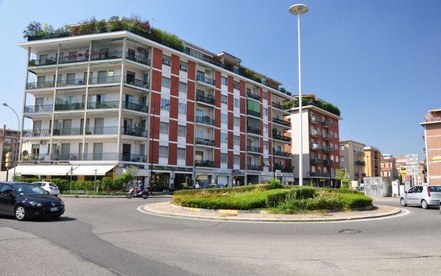 Отель A Casa Di Franci Парма вид на фасад