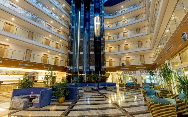 Holiday Garden Hotel Alanya Турция, Окурджалар - отзывы, цены и фото номеров - забронировать отель Holiday Garden Hotel Alanya онлайн вид на фасад