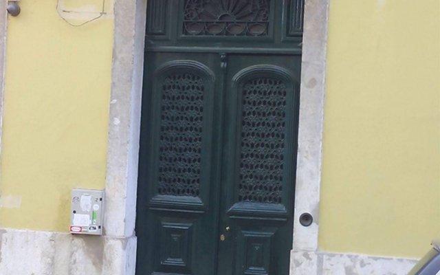 Отель Pensão Sao João da Praça Португалия, Лиссабон - отзывы, цены и фото номеров - забронировать отель Pensão Sao João da Praça онлайн вид на фасад