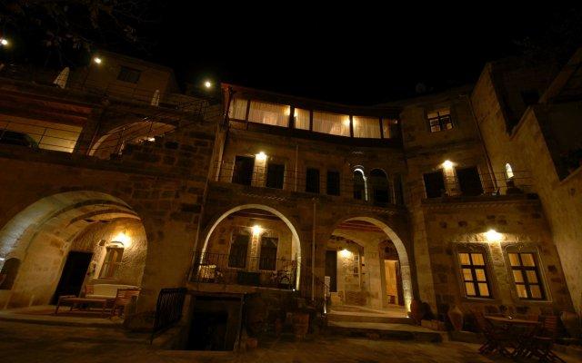 Travellers Cave Pension Турция, Гёреме - 1 отзыв об отеле, цены и фото номеров - забронировать отель Travellers Cave Pension онлайн вид на фасад