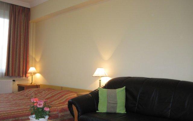 Апартаменты Apartment Buda Central Residence комната для гостей