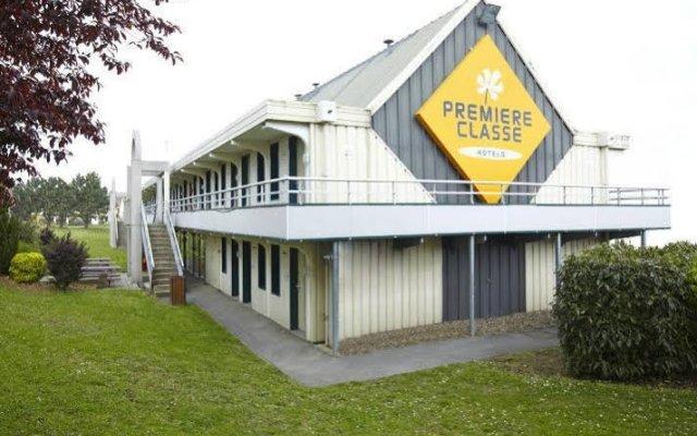 Premiere Classe Hotel Liege вид на фасад